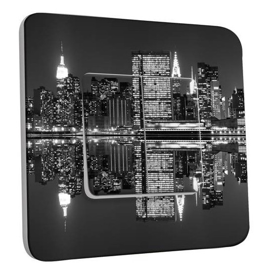 Stickers porte new york a rien des prix 50 moins cher - Stickers porte new york ...