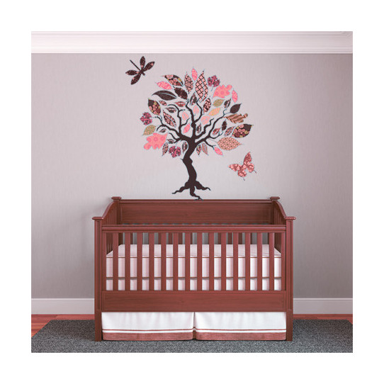 stickers arbre enfant 50 sur les prix magasin stickers. Black Bedroom Furniture Sets. Home Design Ideas