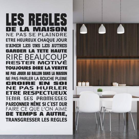 stickers phrase citation 50 sur les prix magasin. Black Bedroom Furniture Sets. Home Design Ideas