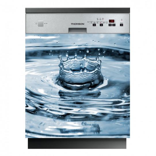 Stickers lave vaisselle eau des prix 50 moins cher qu 39 en magasin - Lave vaisselle economique en eau ...