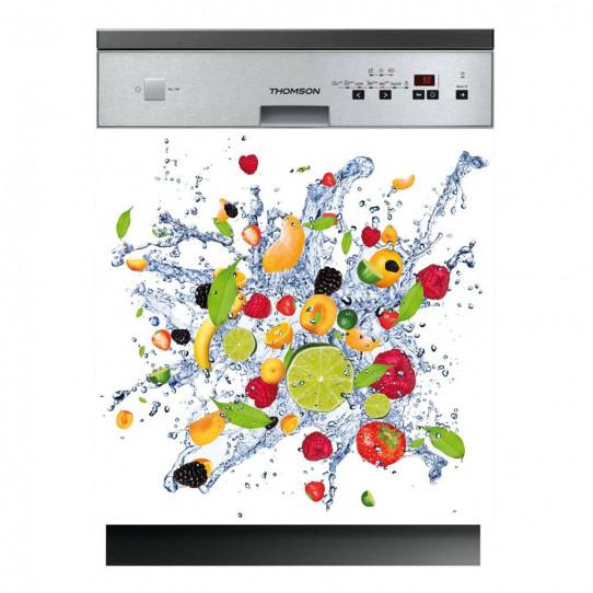 Stickers lave vaisselle fruits des prix 50 moins cher for Mon lave vaisselle fuit
