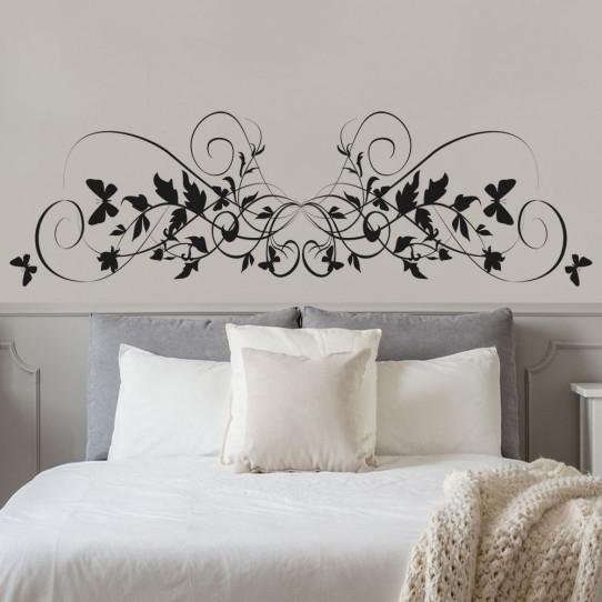 stickers tte de lit des prix 50 moins cher qu 39 en magasin. Black Bedroom Furniture Sets. Home Design Ideas
