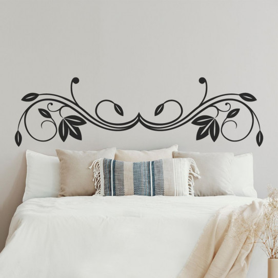 stickers t te de lit 50 sur les prix magasin stickers. Black Bedroom Furniture Sets. Home Design Ideas