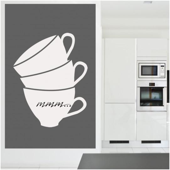 Stickers Muraux Cuisine Tasse Caf Ef Bf Bd