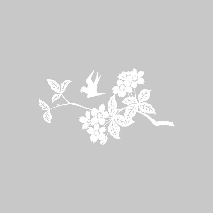 autocollant stickers porte manteau branche pat re murale 2 pat res ref pm ebay. Black Bedroom Furniture Sets. Home Design Ideas