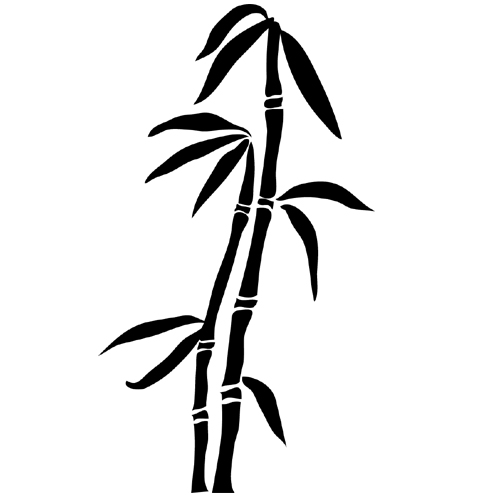 Stickers Muraux Bambou ~ Meilleures images d\'inspiration pour ...