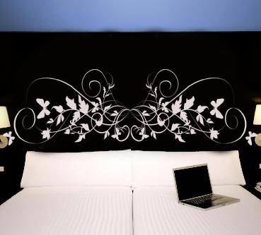 Stickers tte de lit des prix 50 moins cher qu 39 en magasin - Stickers testata letto ...