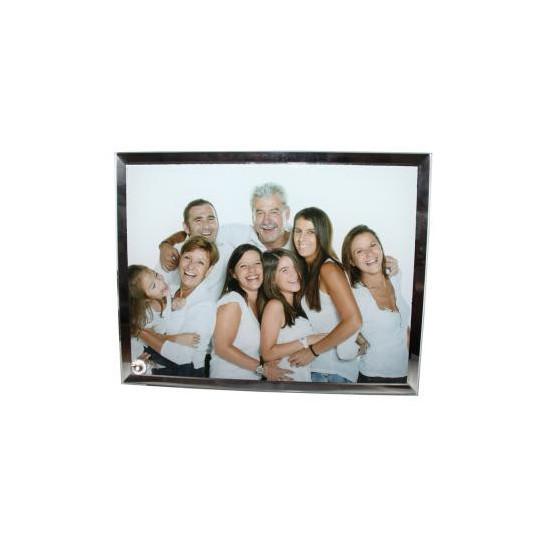 cadre photo en verre contour miroir des prix 50 moins cher qu 39 en magasin. Black Bedroom Furniture Sets. Home Design Ideas
