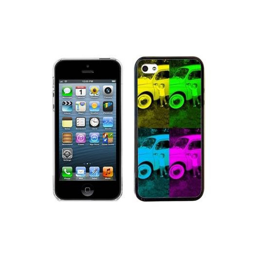 Coque 2D IPHONE 5/5S