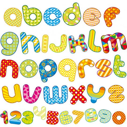 kit stickers alphabet et chiffres des prix 50 moins cher qu 39 en magasin. Black Bedroom Furniture Sets. Home Design Ideas