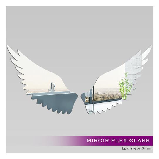 Miroir plexiglass acrylique ailles des prix 50 moins for Miroir acrylique