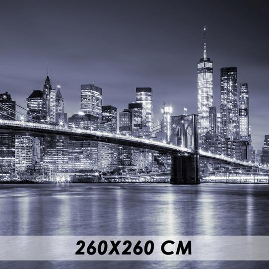 Papier peint pont de new york