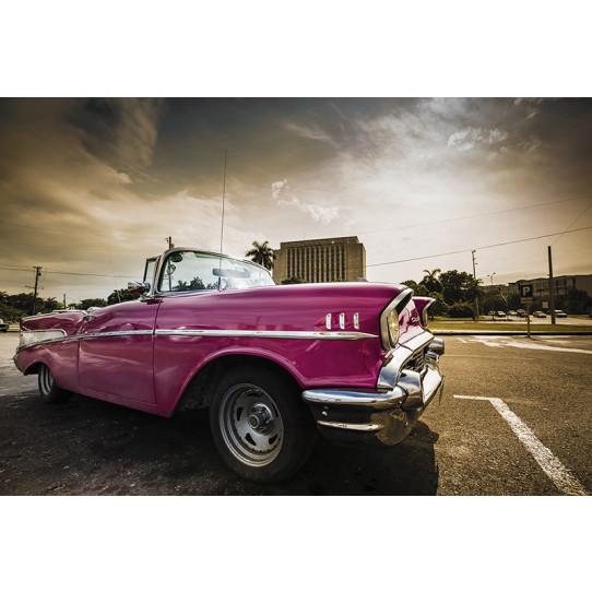 Poster - Affiche voiture américaine