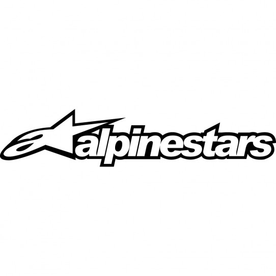Stickers alpinestars