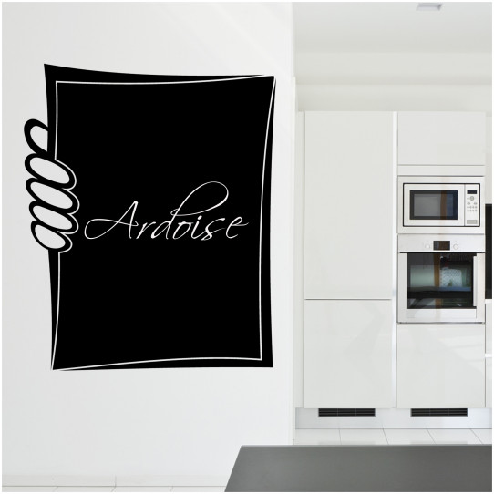 stickers ardoise carte des prix 50 moins cher qu 39 en magasin. Black Bedroom Furniture Sets. Home Design Ideas