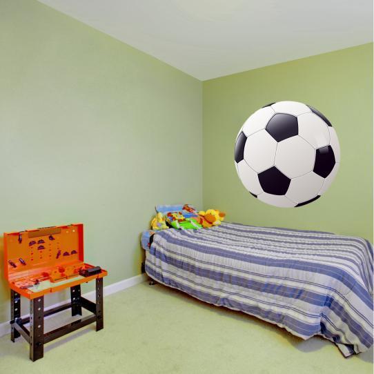 Stickers ballon de foot