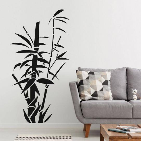 Stickers Bambou - Des prix 50% moins cher qu\'en magasin