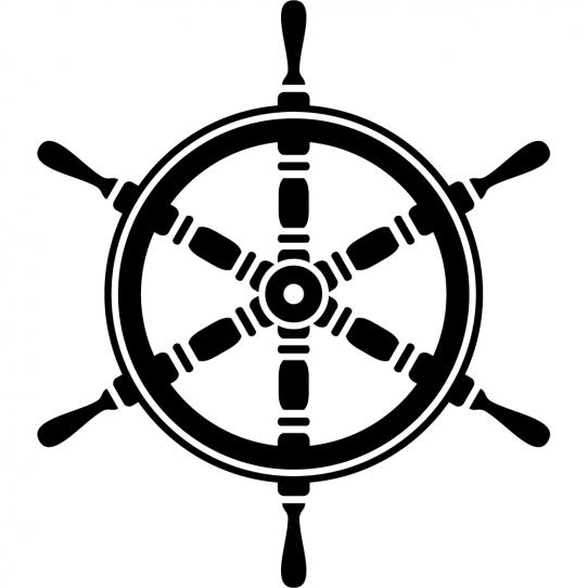 Stickers barre bateau