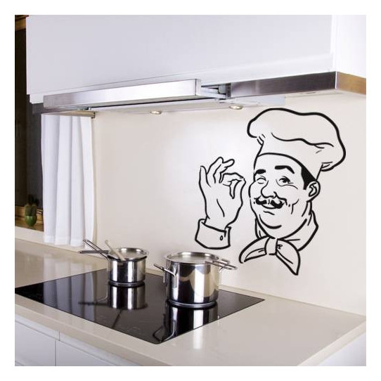 Stickers Chef Cuisine