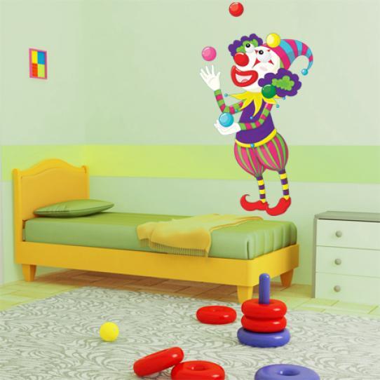 Stickers clown