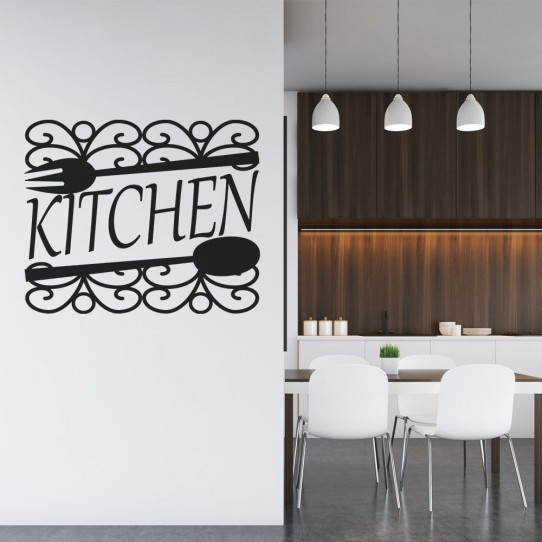 Stickers cuisine - kitchen