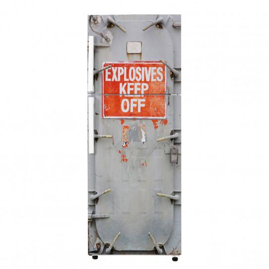 Stickers frigo porte sous marin des prix 50 moins for Porte 60x200