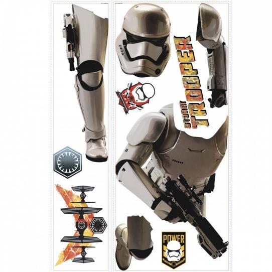 Stickers Géant Stormtrooper Episode VII Star Wars Run