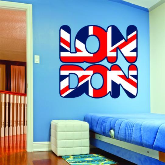 Stickers london