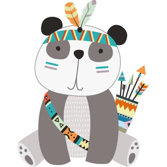 fb5e6e505bec Stickers panda indien - Des prix 50% moins cher qu en magasin