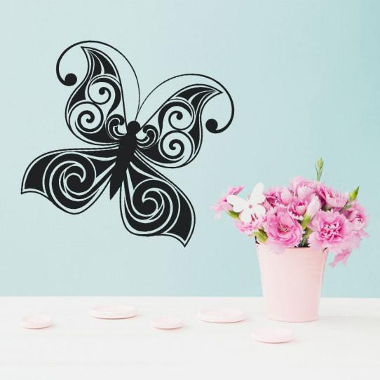 Stickers Papillon