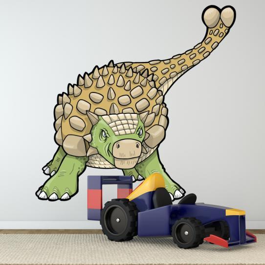 Autocollant Stickers mural enfant Protocératops