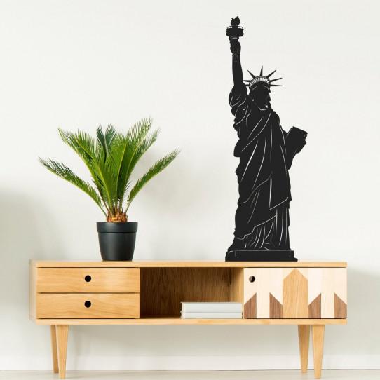 Stickers statue de la liberté