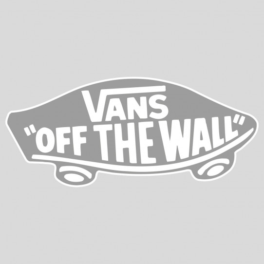 stickers muraux vans