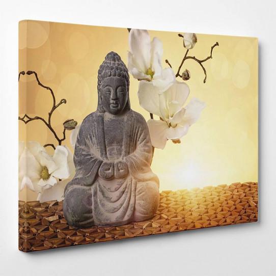 tableau triptyque zen asiatique bouddha excellent free tableau peinture bouddha zen asiatique. Black Bedroom Furniture Sets. Home Design Ideas