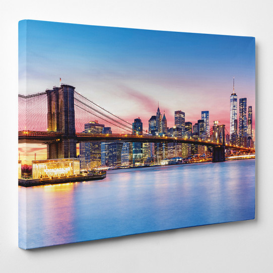 tableau toile new york 28 des prix 50 moins cher qu 39 en magasin. Black Bedroom Furniture Sets. Home Design Ideas