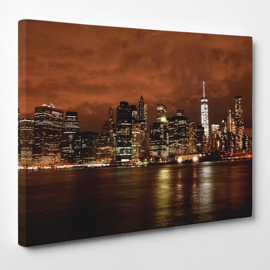 tableau toile new york 30 des prix 50 moins cher qu 39 en magasin. Black Bedroom Furniture Sets. Home Design Ideas