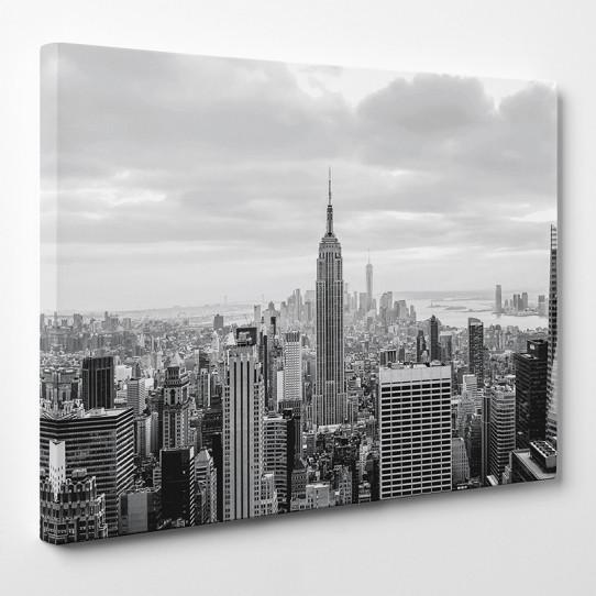 tableau toile new york 32 des prix 50 moins cher qu 39 en magasin. Black Bedroom Furniture Sets. Home Design Ideas