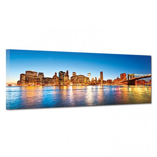 tableau toile new york 63 des prix 50 moins cher qu 39 en magasin. Black Bedroom Furniture Sets. Home Design Ideas