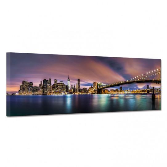 tableau toile new york 65 des prix 50 moins cher qu 39 en magasin. Black Bedroom Furniture Sets. Home Design Ideas