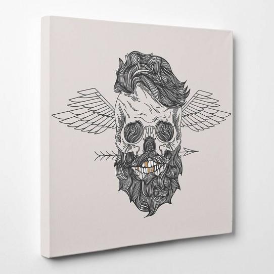 Tableau toile - Skull 13