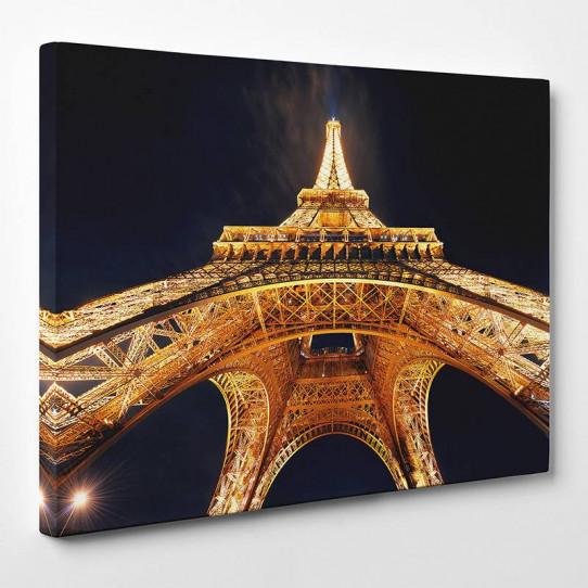 tableau toile tour eiffel 6 des prix 50 moins cher qu 39 en magasin. Black Bedroom Furniture Sets. Home Design Ideas