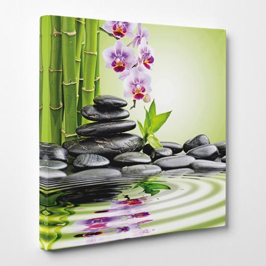tableau toile zen 8 des prix 50 moins cher qu 39 en magasin. Black Bedroom Furniture Sets. Home Design Ideas
