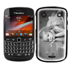 Coque 2d Blackberry Bold 9900