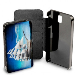 Coque Portefeuille Galaxy Note 3