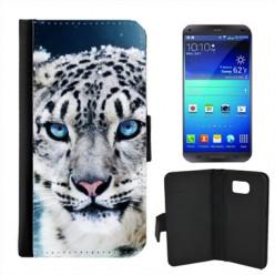 Coque Portefeuille Galaxy S6 Noire