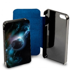 Coque Portefeuille Iphone 5/5s