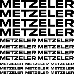 Kit stickers metzeler