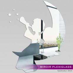 Miroir Plexiglass Acrylique - Ange