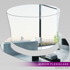 Miroir Plexiglass Acrylique - Chapeau