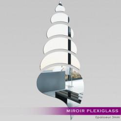 Miroir Plexiglass Acrylique - Coquillage 1
